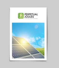 Perpetual Joules Brochure Cover